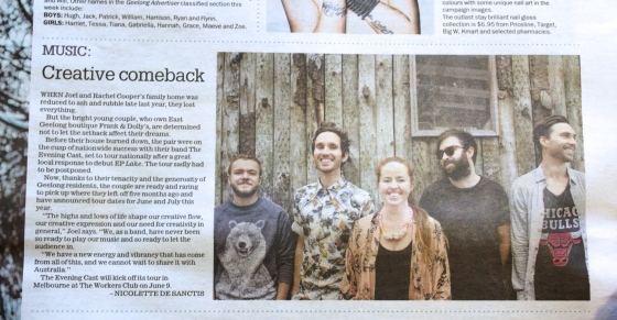 The Advertiser Feature //