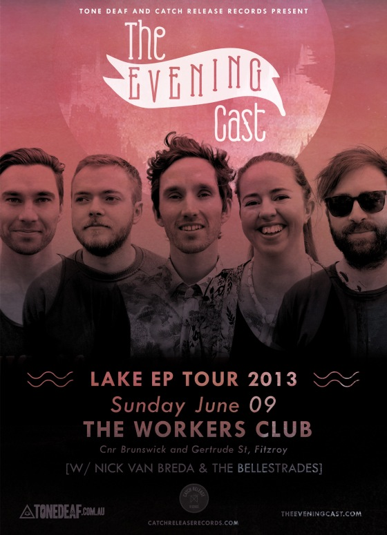 Sunday June 9th // Workers Club // 8.30pm // Let the Tour Begin