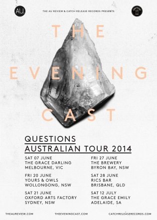 The Evening Cast Questions Tour